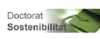 Doctorat en Sostenibilitat, (obriu en una finestra nova)