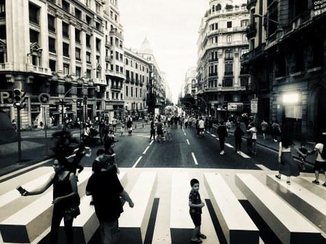 Urbanisme Laietana